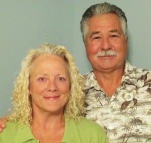 Frank and Karen Baker