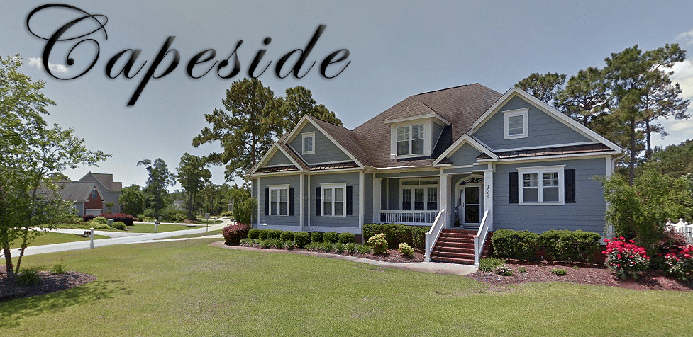 Capeside homes