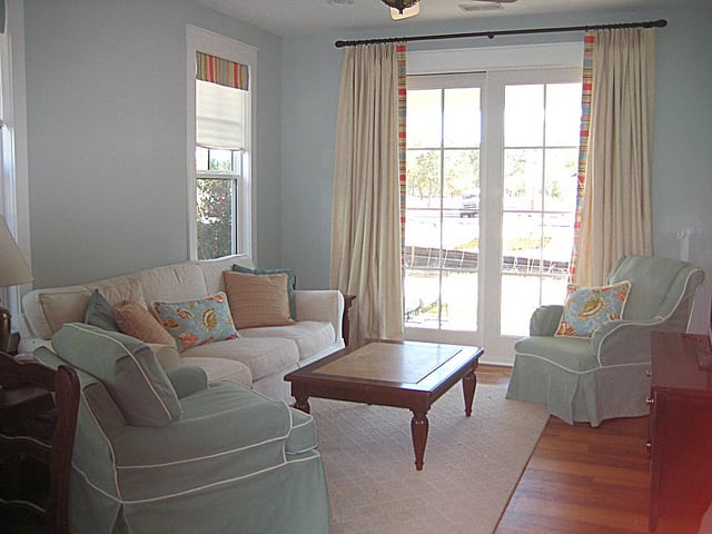 Staging an Oceanfront Home