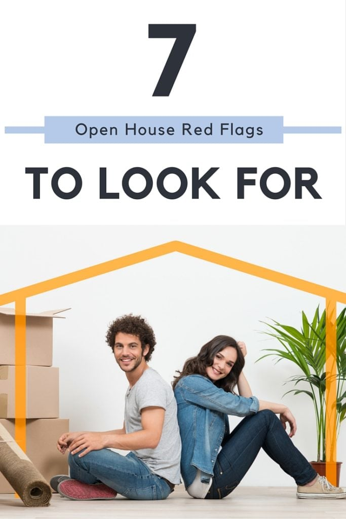 7 Open House Red Flags to Know Before Touring Open Houses