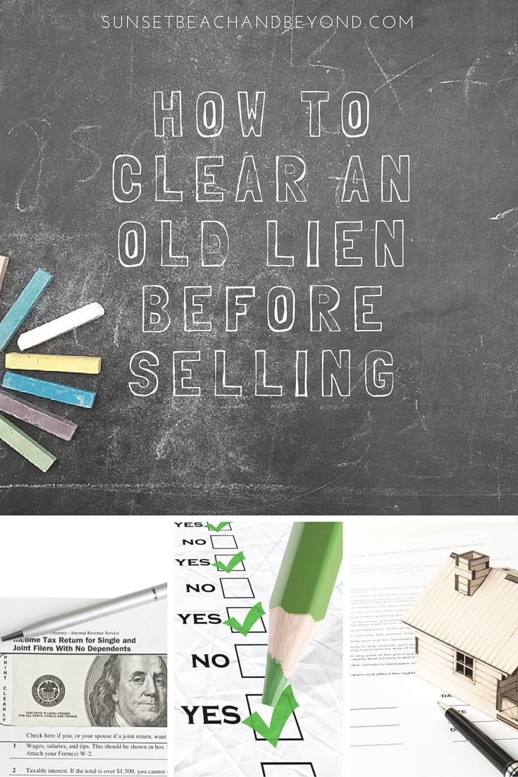 How to Clear Liens When Selling a Home