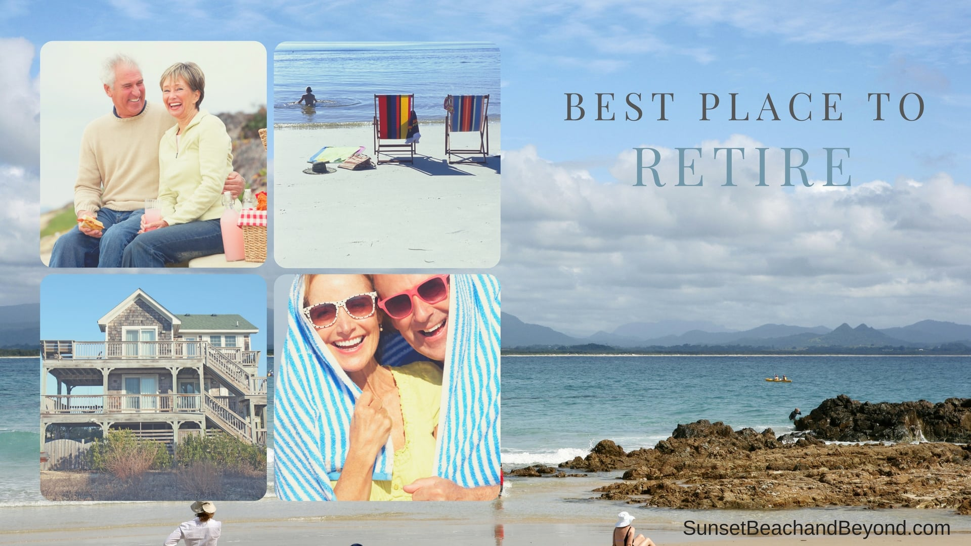 Best Place to Retire in Sunset Beach NC