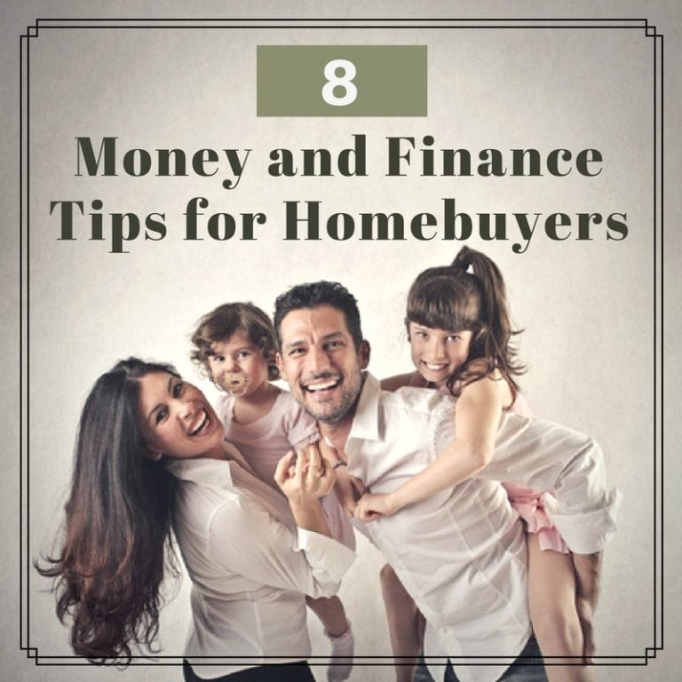 Homebuyers Money Checklist