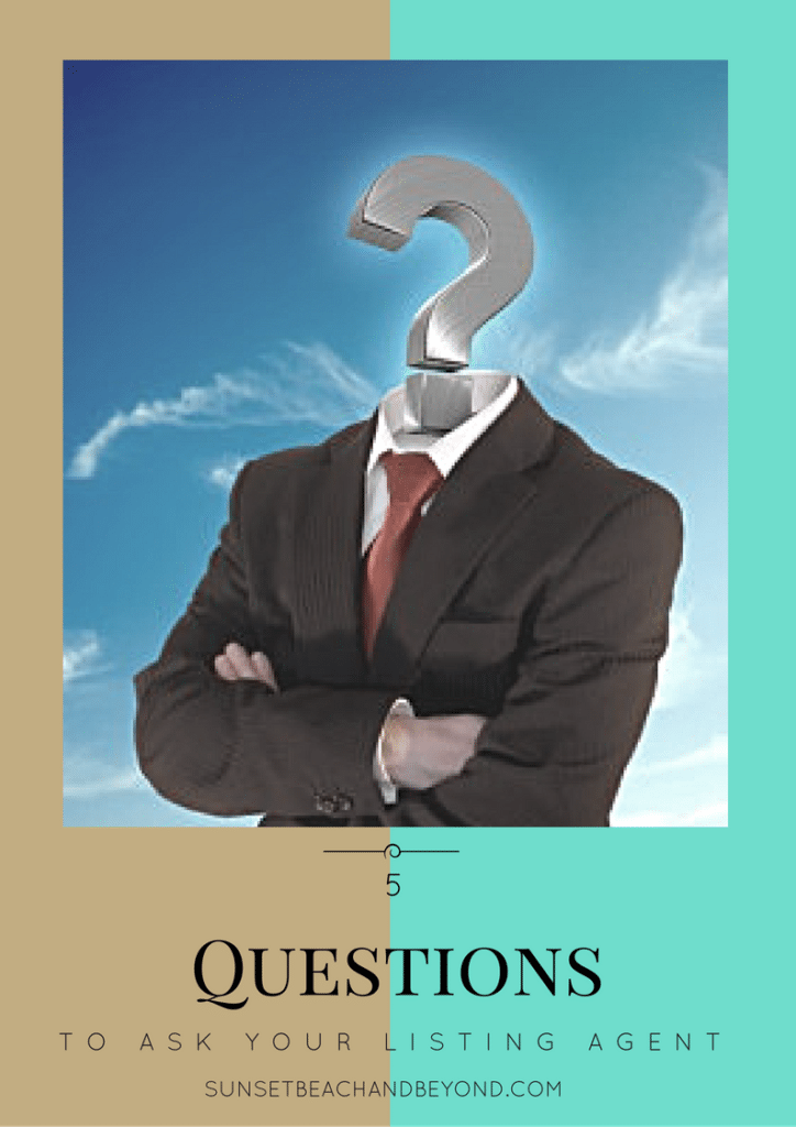 5 Questions You Must Ask Your Realtor®