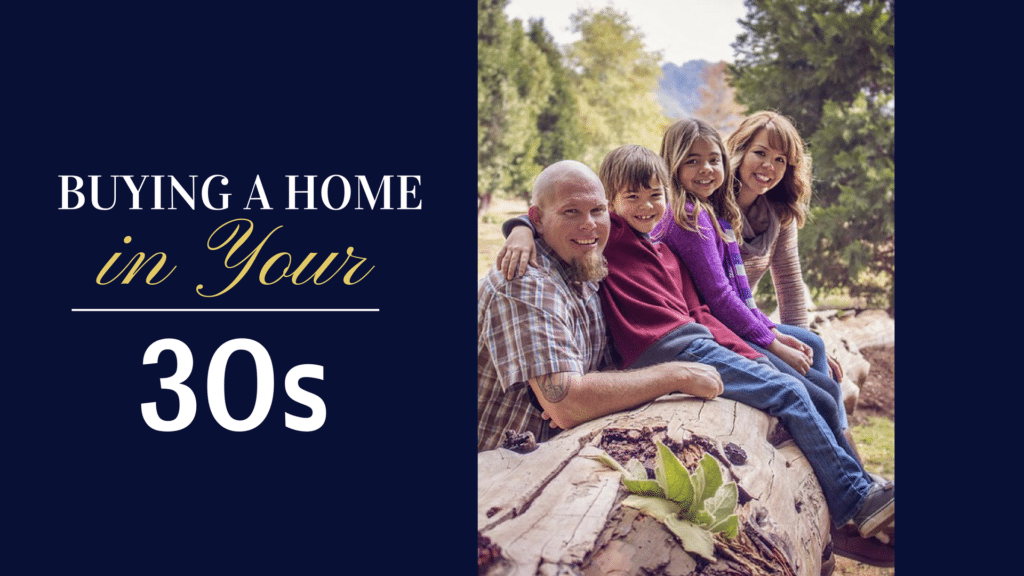 How to Buy a House in Your 30s