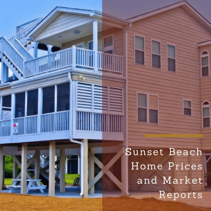 Sunset Beach NC Housing Market Update