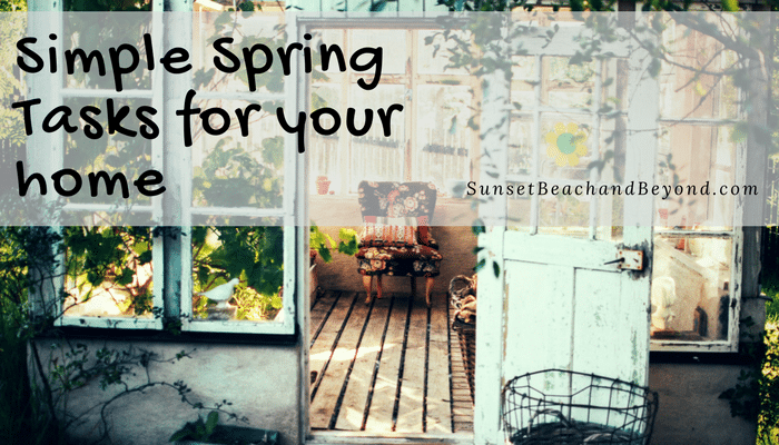 5 Simple Spring Home Maintenance Tasks