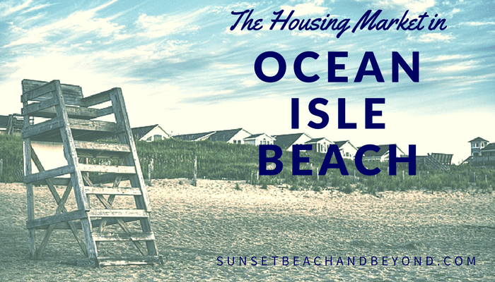 Current Housing Trends and Home Prices in Ocean Isle Beach
