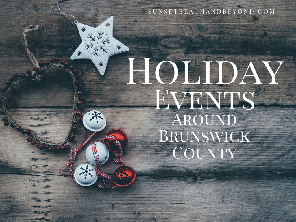 Christmas Events in and Around Sunset Beach NC