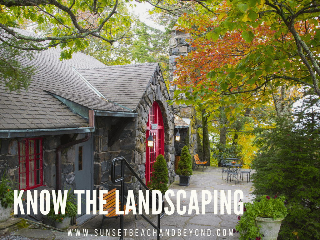 Should I Pay Attention or Be Concerned with Landscaping When Buying a Home?