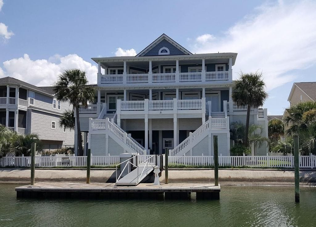 Highest Priced Homes in Ocean Isle Beach
