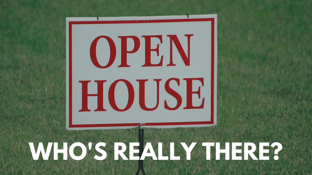 Is it Okay to Find a Realtor at an Open House?