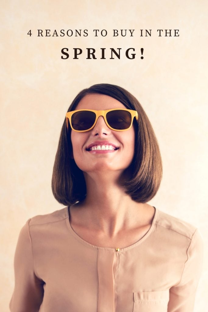 4 Reasons Spring is a Great Time to Buy a House