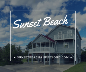 Happy Buyer in Sunset Beach North Carolina