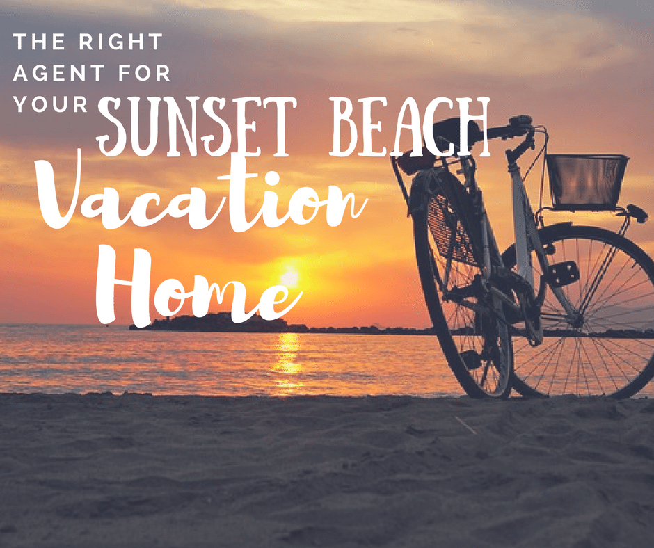 Great Agents for a Vacation Home Purchase in Sunset Beach