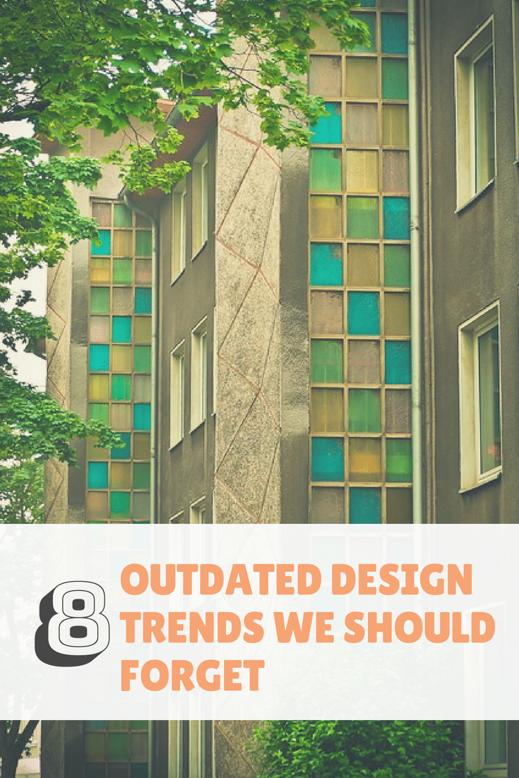 8 Home Exterior Trends You Should Forget