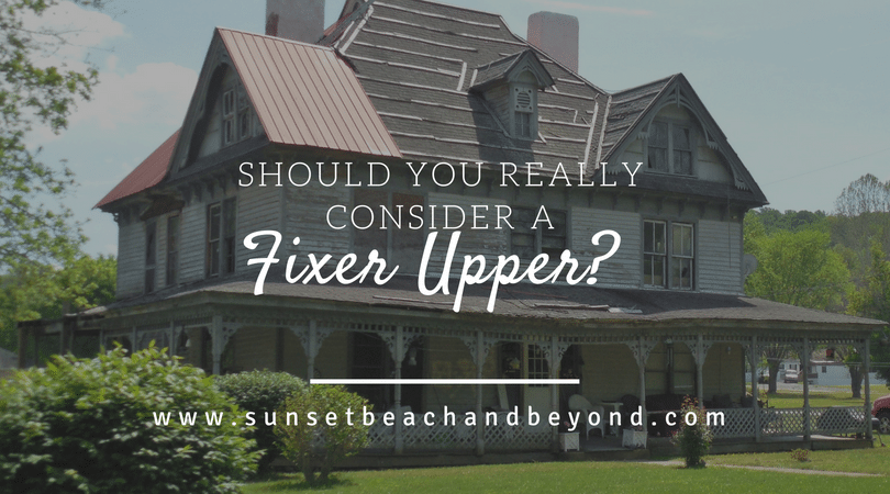Should You Really Buy a Fixer Upper?