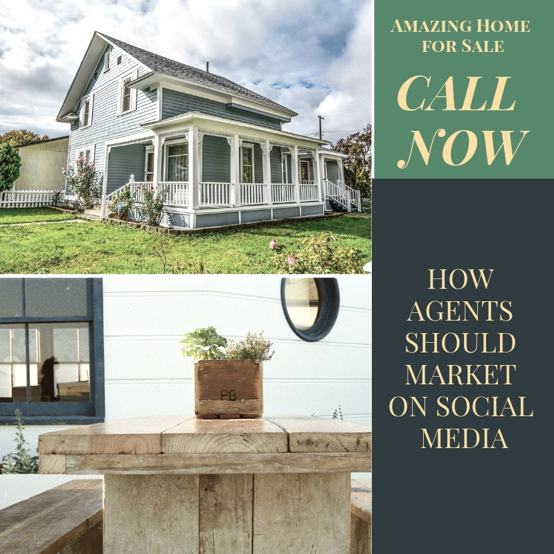Should My Agent Advertise My Listing on Social Media?