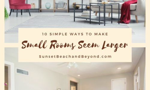 10 Ways to Make a Small Space Seem Larger