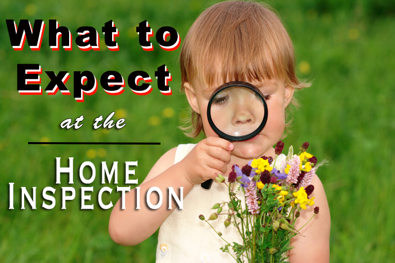 What to Expect at the Inspection of Your New Home