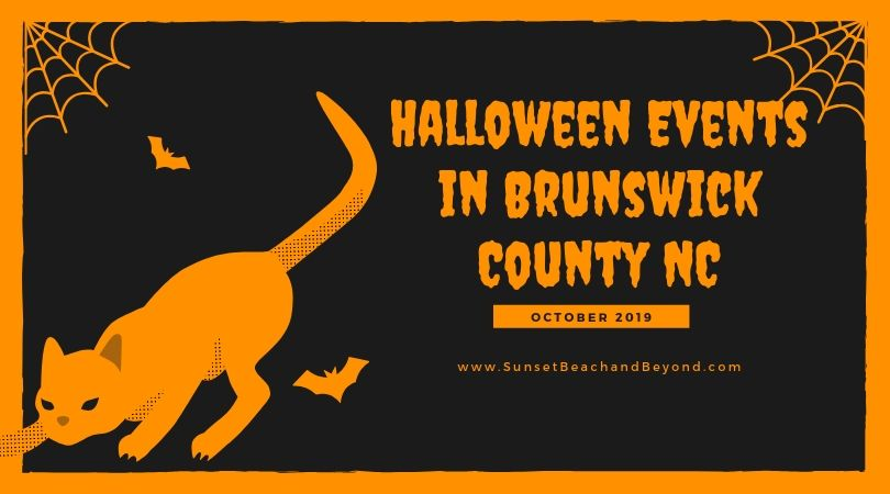 Halloween Events in Brunswick County NC